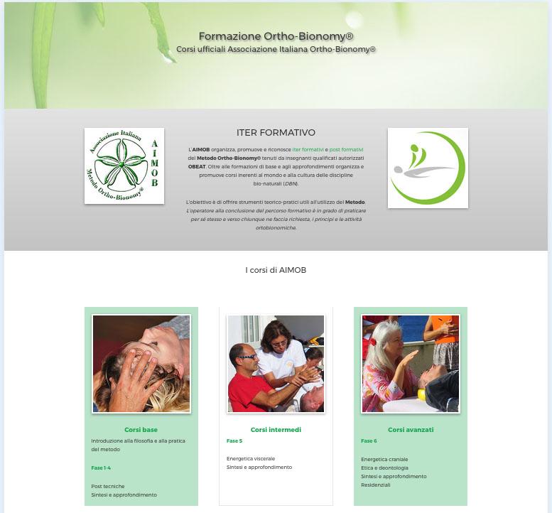 formazione ortho bionomy aimob